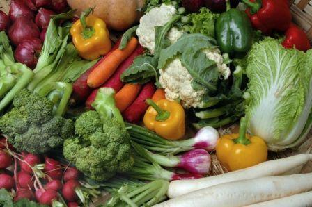 Laktosefreie Lebensmittel - Gemüse