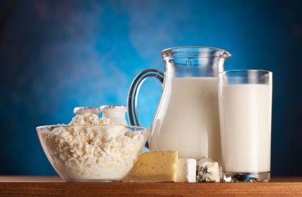 Laktosefreie Produkte aus Milch