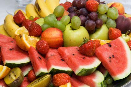 Fructosehaltige Lebensmittel